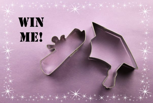 Graduation Cookie Cutter Giveaway