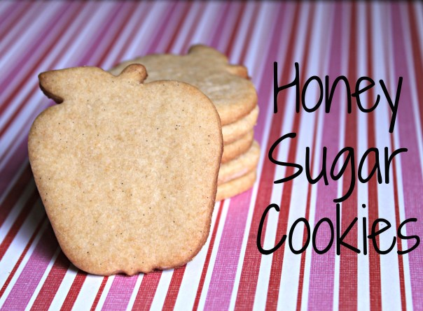 Honey Sugar Cookies
