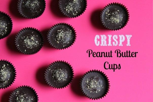 Crispy Peanut Butter Cups