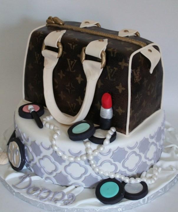 Designer Handbag Cake Lil Miss Cakes
