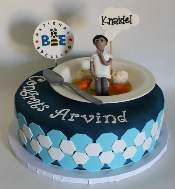 Spelling Bee Cake