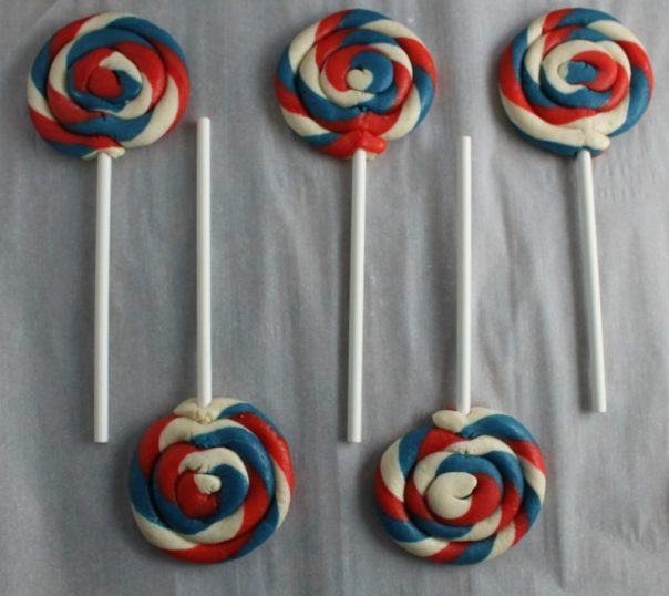 Cookie Pops Ready To Bake