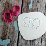 Boy Girl Silhouette Cutters | Lil Miss Cakes