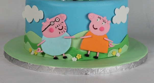 Mummy Pig and Daddy Pig