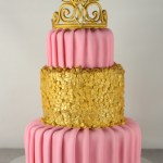 Princess Sequin Cake | Lil Miss Cakes