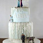 Frozen Icicle Cake | Lil Miss Cakes