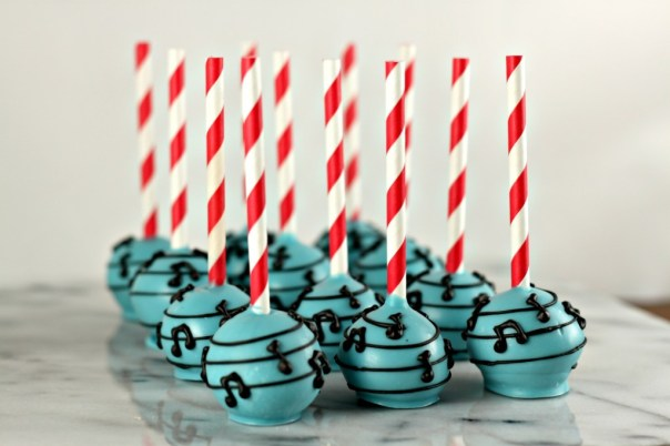 Music Cake Pops   Lil Miss Cakes