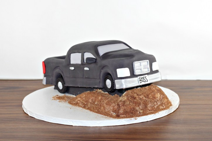 Pickup Truck Cake | Lil Miss Cakes