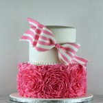 Ruffle Roses Cake | Lil Miss Cakes