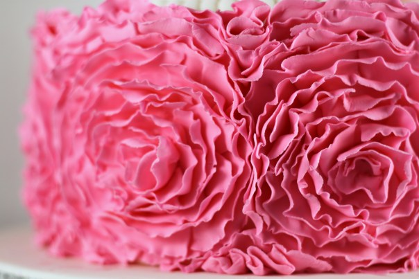 Ruffle Roses | Lil Miss Cakes