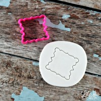 Shaeleigh Plaque Cutter | Lil Miss Cakes