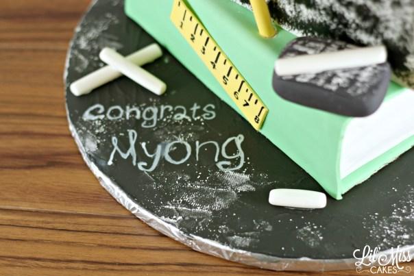 Chalkboard Cake Board | Lil Miss Cakes