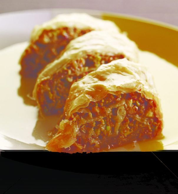 Halva Baklava |Kosher by Design Brings it Home