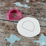 Sesame Plaque Cutter | Lil Miss Cakes