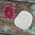 Stand Mixer Cutter | Lil Miss Cakes