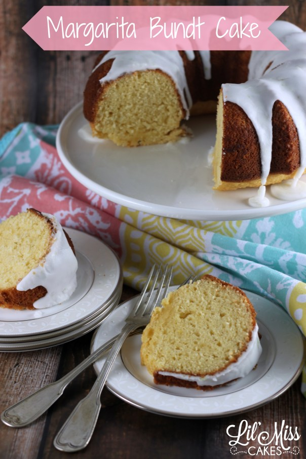 Margarita Bundt Cake | Lil Miss Cakes