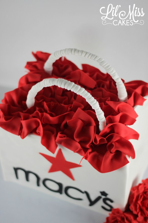 Macys Bag Tissue Paper | Lil Miss Cakes