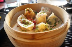 Home Made Dim Sum - G and I personally thought this could be better, the pastry was too tough, needs to be steamed longer
