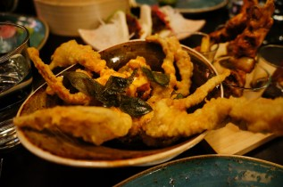 Salk & Pepper Soft Shell Crab - :) I