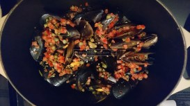 Mussels, for G!