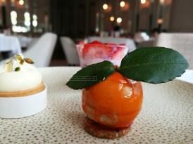 Foie gras within