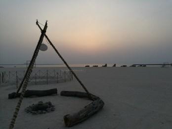 Sunset at Al Hamra