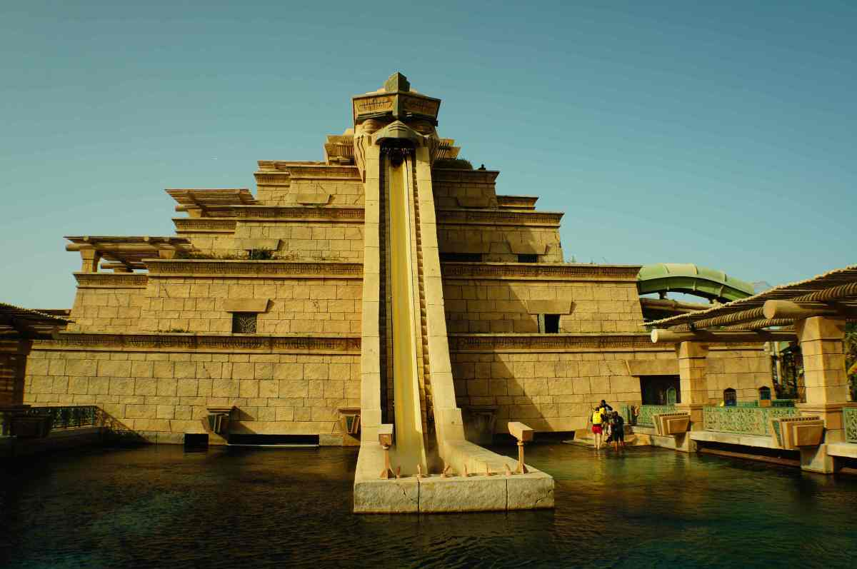 Atlantis Aquaventure Amp The Lost Chambers Lil One Of