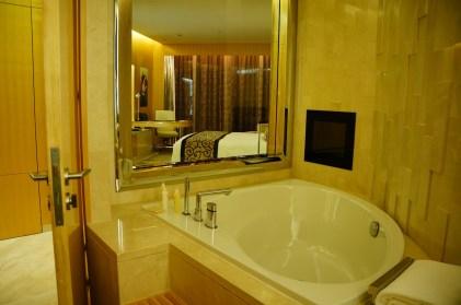 Bathtub with tv, anyone? :)