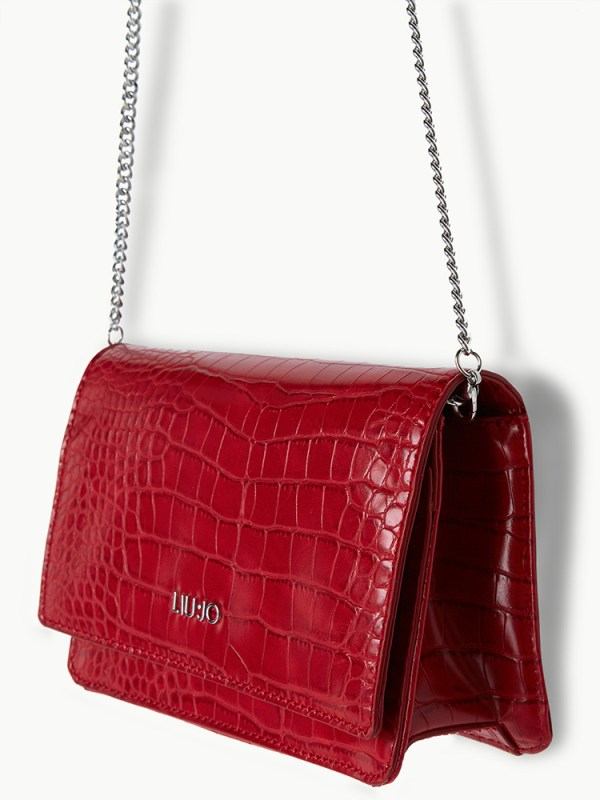 sac-banane-croco-rouge