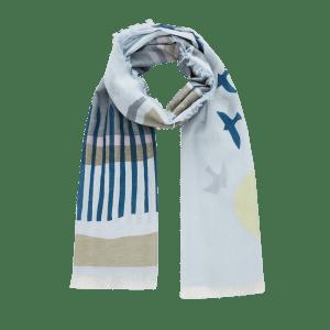 echarpe-baie-de-somme-bleu