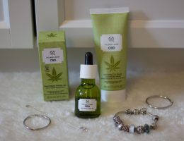 The Body Shop Soins visage au CBD