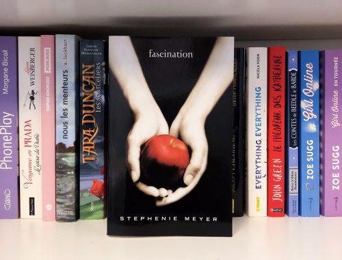 Mon avis sur Twilight tome 1 Fascination de Stephenie Meyer