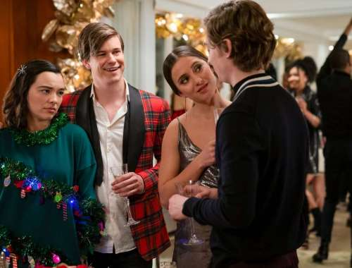 Mon avis sur la série Dash & Lily sur Netflix