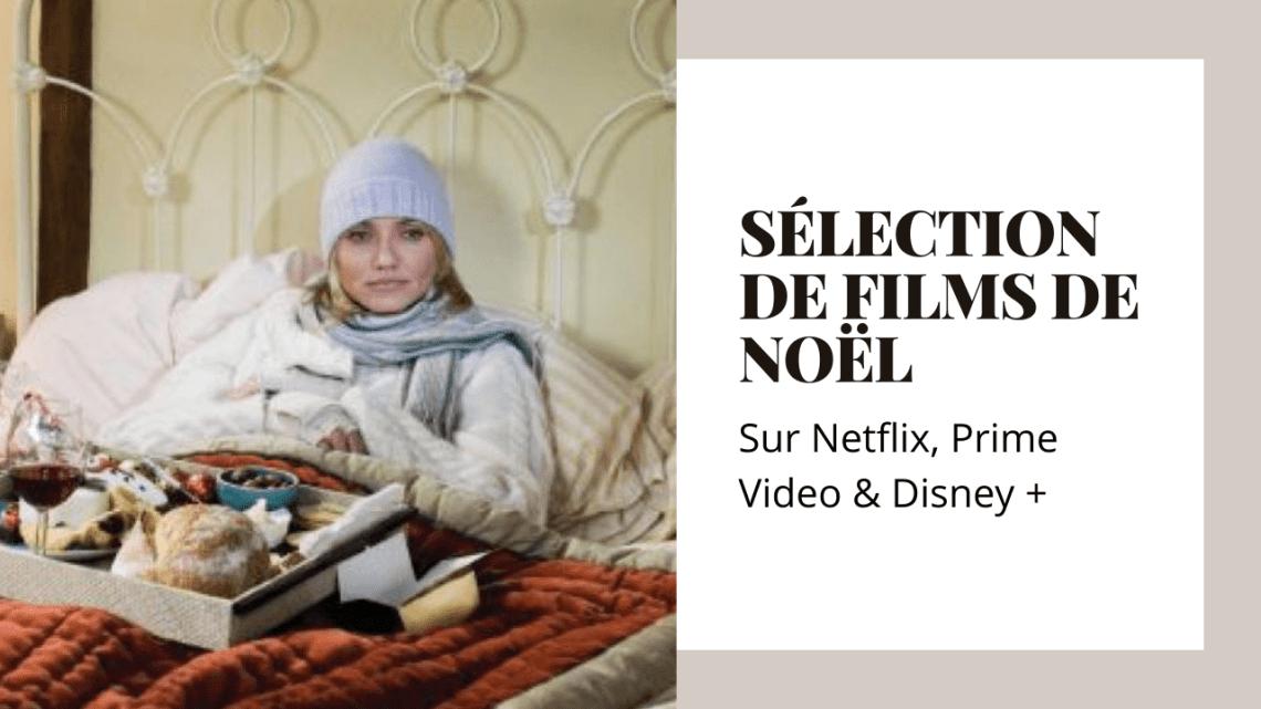 Sélection de films et séries de Noël sur Netflix, Prime Video et Disney Plus