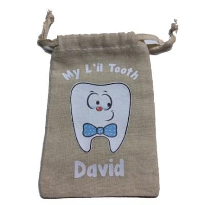 Shirt Cuff Coin Purses Tooth Fairy Pouches