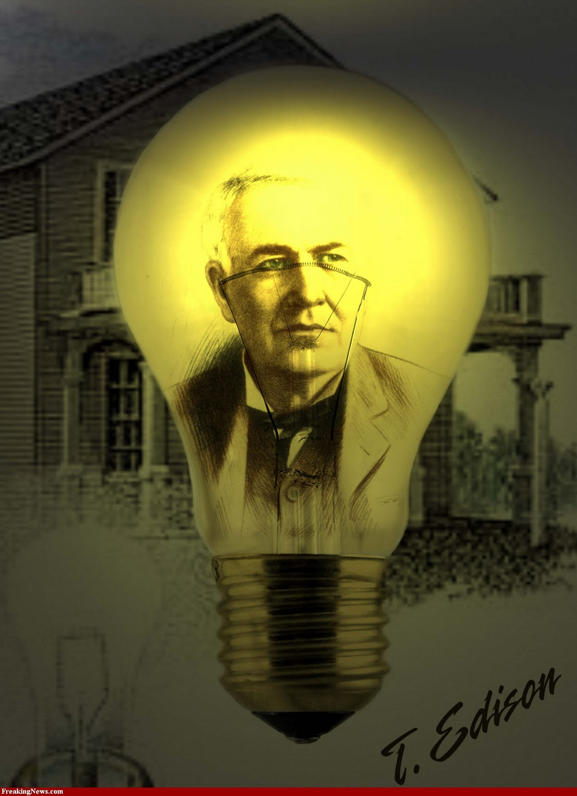 Thomas Edison The Universal Mind Contains All Knowledge