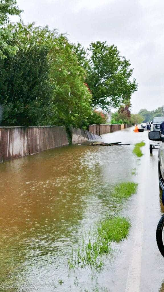 What to Do After Hurricane Harvey Flood -- It's hard to know what steps to take after your home has flooded. I'm here to give you some tips. -- lilsweetspiceadvice.com