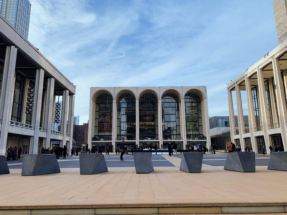 Most Instagrammable Places in NYC: Lincoln Center