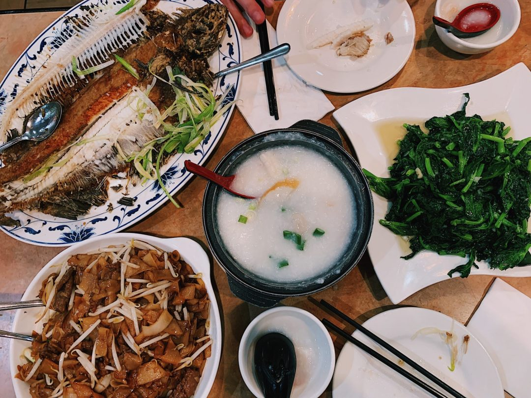 Chinese Restaurants In Nyc Review New Hong Wong Seafood