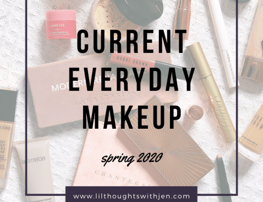 current everyday makeup