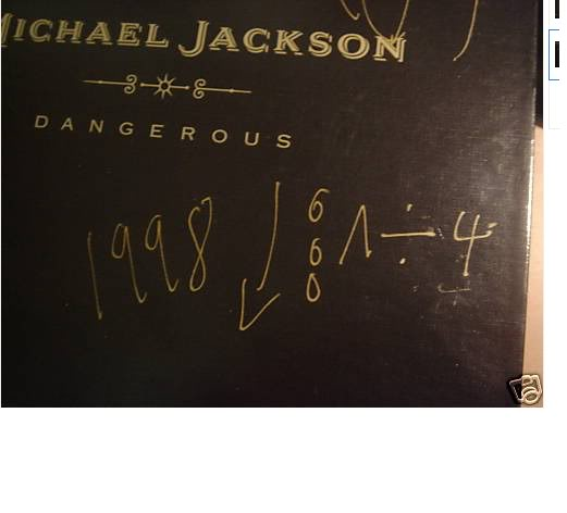 www.thisisalsoit.com - Dangerous 1998 cryptic autograph (1/4)
