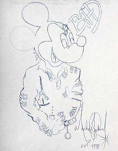 www.thisisalsoit.com - Dangerous 1998 cryptic autograph (3/4)