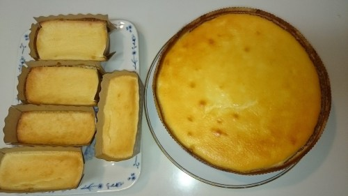 リリーのチーズケーキ