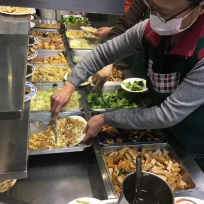 台北おすすめグルメ鶏肉飯5