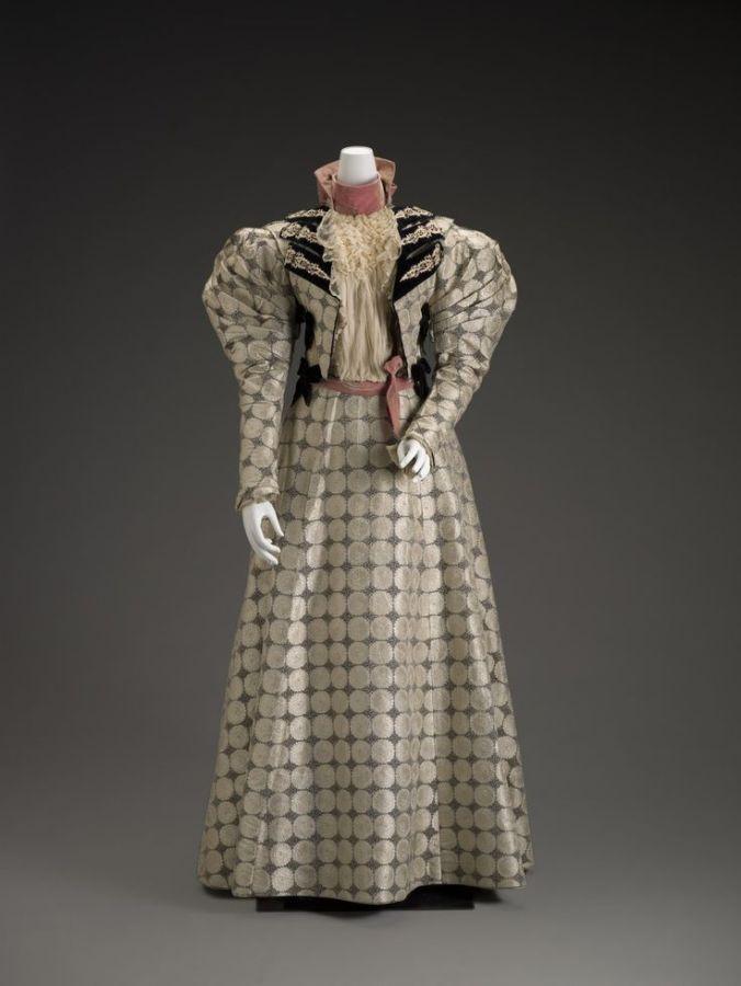 1890s Dress