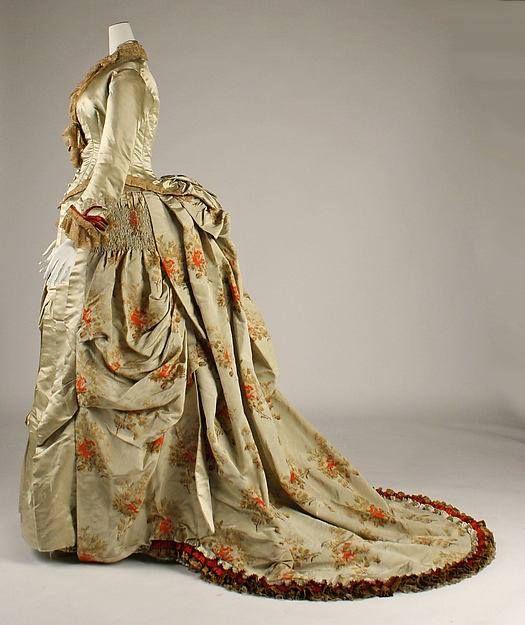 Day Dress, c. 1880