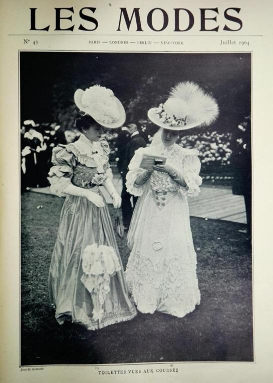 Les Modes, 1904