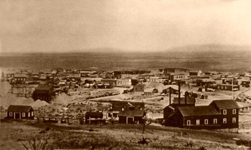Tombstone, 1891