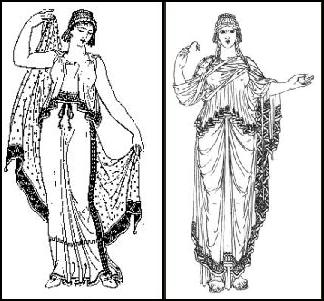 Peplos-in-Ancient-Greece