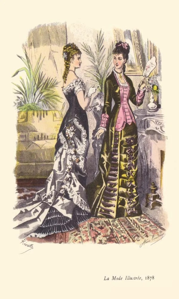 Le Mode Illustree 1878